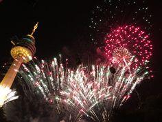 낮보다 아름다운 대구의 밤, 이월드 별빛축제 #대구, #별빛축제, #이월드, #이월드별빛축제, #축제