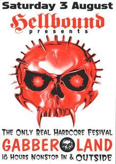 Gabber Land Festival #Hellbound #music #gabber #hardcore #gabber_od_ua