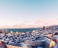 Reykjavik. Jan 2017