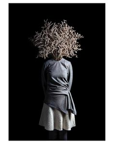 fashionably dressed flowers by miguel vallinas display their budding personalities Floral Photography, Fine Art Photography, Photography Poses, Flower Fashion, Fashion Art, Mannequin Display, Flower Installation, Gcse Art, Silhouette