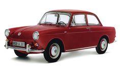 1961' VW Variant 1500 Press Photo