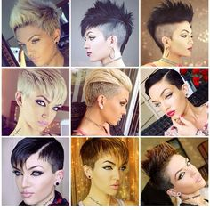 Love ALL her looks...wow!!!!