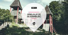 10 Outdoor-Anlagen für Kids in ganz Hamburg.