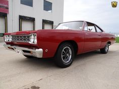 Plymouth Road Runner 1968 images - https://www.musclecarfan.com/plymouth-road-runner-1968-images/