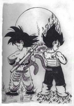 Goku-Vegeta