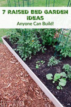 7 Raised Bed Garden