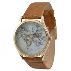 Watch with Map