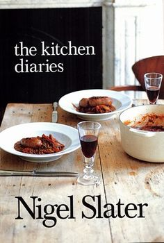 Nigel Slater, food columnist for the Observer and cookbook author, cooks seasonally for one year and writes about it in beautifully simple vignettes. Stunning photos and accessIble recipes.