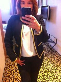 The Flaky Fashionista Cos Tops, Banana Republic Jackets, What I Wore, About Me Blog, Stylish, How To Wear, Fashion Tips, Fashion Hacks, Fashion Advice