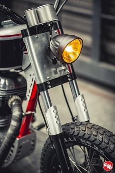 Royal Enfield Vintage Trecker Fatboy Design - an awesome modification of royal enfield bullet 500 by fatboy designs. Royal Enfield Modified | Modified bulls