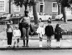 Next generation of superheroes