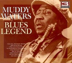 Blues Legend [Golden Stars] [CD]