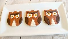 Such a great idea to use a tulip cookie cutter! I could not find an owl one and I want to make some for my daughter's owl-themed bday party!