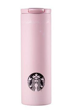 2016 Korea Starbucks Christmas SS Troy soft pink tumbler 473ml 1ea #StarbucksKoreaChristmas2017