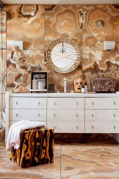 〚 Desinger's dream home in Malibu 〛 ◾ Photos ◾Ideas◾ Design Decor, Interior Design, Hotel Interiors, Elle Decor, Home, Interior, Kelly Wearstler, Luxury Interior, Home Decor