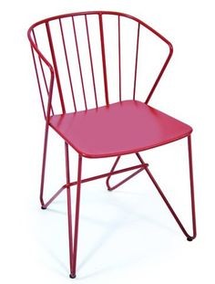 Fermob Flower Armchair Without Perforation