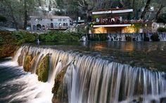 ΛΙΒΑΔΕΙΑ Greece, Waterfall, Places To Visit, Travel, Outdoor, Manual, Party, Greece Country, Outdoors