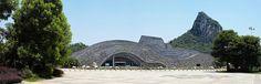 Gallery of Liuzhou Suiseki Hall / TianJin University Research Institute - 9