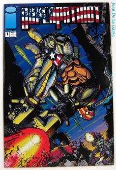 Super Patriot #1 Image Comics (2000) FREE Shipping -- Artist : Dave Johnson -- Grade : VF or better $4.00