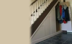 Clever Closets - under stair, dormer & attic storage units Ireland - Home