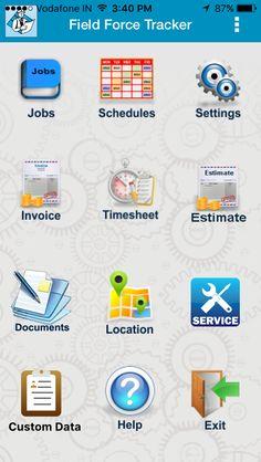 field employee management tracking monitoring software asset