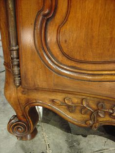 antik barokk szekrény Country Chic, Provence, Vintage, Vintage Comics, Aix En Provence