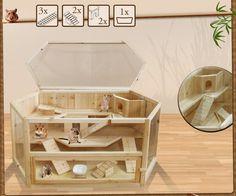 wonderful cage idea