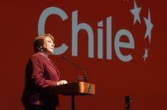 Presidenta Michelle Bachelet inauguró Cumbre Mundial de Turismo Aventura en Frutillar