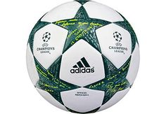 adidas Finale 16 Official Match Ball. Buy it from www.soccerpro.com