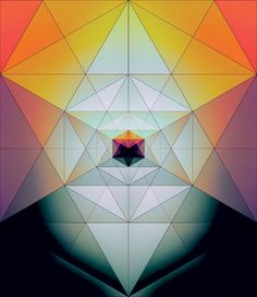 Kaleidoscopic Artworks by Andy Gilmore - | Inspiration Hut