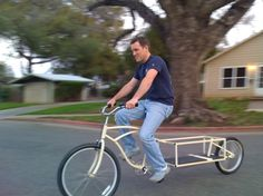 Post Pics of your Cargo Bike - Page 3 Bicycle Cart, Bicycle Sidecar, Bicycles For Sale, Bike Trailer, Bike Mount, Cargo Bike, Bicycle Maintenance, Bike Frame, Bicycle Design