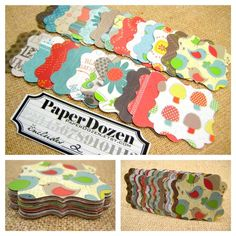 #color #notecards #scrapbooking