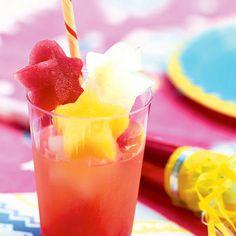 Iced Fruit Punch  - Delish.com