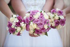 Wedding boquets. Flowers