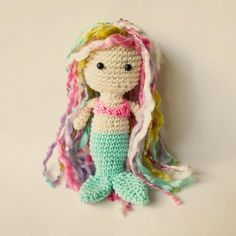 Vote for amigurumi monster design contest