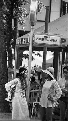 Prudente de Morais, Ipanema. Anos 70