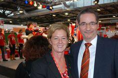Bundesparteitag 2011 - Mit Matthias Platzeck, Ministerpräsident von Brandenburg