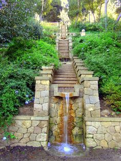 The gardens on Mountjuïc Hill on the south side of Barcelona offer many beautiful spots. See stunning, large water features such as this, the Greek Theatre hidden away in the side of the hill, or make the trek up to Montjuïc Castle and the Catalonian National Art Museum (MNAC).