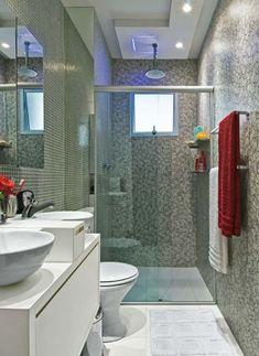 Acabamento de Banheiro Simples 6