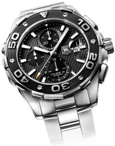 Tag Heuer Aquaracer 500M Calibre 16 Chronomatic
