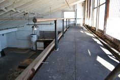 Kitchen Viewing Area-how cool will this be for learning how to butcher, make pasta, cheese...the possibilities are endless! #LosAngeles  Help us make our dream come true! http://www.kickstarter.com/projects/gastronomegallery/gastronome-gallery-culinary-lab-hub