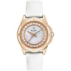 Save $75.00 on BULOVA Ladies' Precisionist Watch; only $224