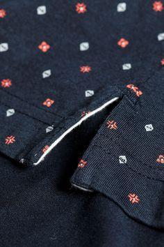 Buy Gant Navy Jersey Poloshirt from the Next UK online shop