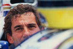 Ayrton Senna photographed by Mamoru Atsuta, 1994 San Marino GP http://www.mamoru-atsuta.com/