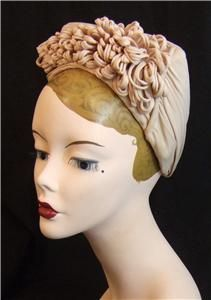 millinery turban - Google Search