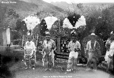 Danzantes de la Pluma en Cd. de Oaxaca , Oaxaca Mexico ,,, 1948