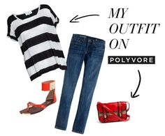 """""""everyday outfit"""" by milikam on Polyvore"""