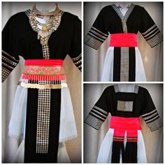 Hey, I found this really awesome Etsy listing at https://www.etsy.com/listing/175537913/a-beautiful-hmong-outfit-with-siv-ceeb
