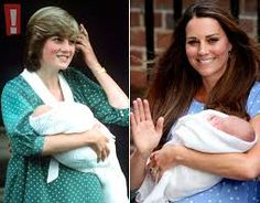 Diana e Willian *****  Kate e George