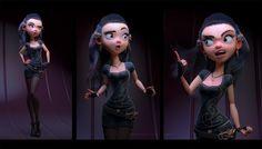 Missing Link by Carlos Ortega Elizalde   Cartoon   3D   CGSociety